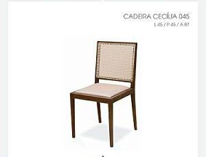 Cadeira Cecilia 045 - Luccasi Mobili