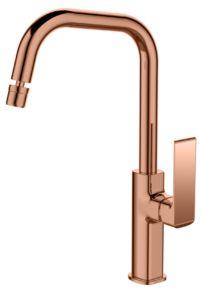 Misturador monocomando para cozinha ou lavatório LX2179RG - Lexxa