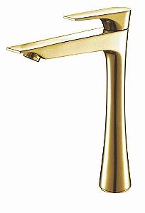 Torneira Gold para lavatório LX702G - Lexxa