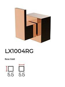 Acabamento de registro Red Gold LX1004RG - Lexxa