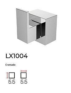 Acabamento de registro Cromado LX1004CR - Lexxa