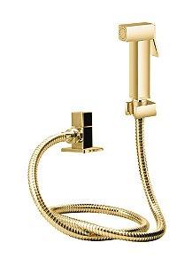 Ducha higiênica com gatilho em metal LX1904G - Lexxa