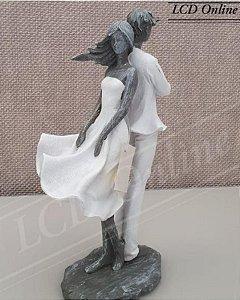 Escultura Casal