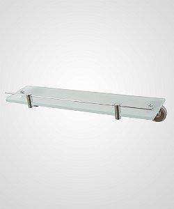 Porta Shampoo com saboneteira 40cm Likeflex - Perflex