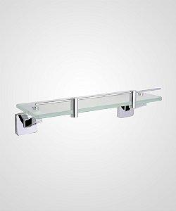 Porta Shampoo 30 cm Like Square - Perflex