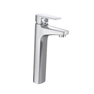 Misturador monocomando de mesa bica alta para lavatório Level - Deca