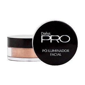 Pó Iluminador Facial Dailus Pro