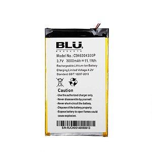 BATERIA BLU D650 STUDIO 6.0 HD - C946304300P ( 3.7V 3000mAh - 11.10Wh )