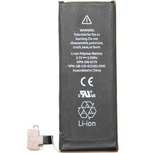 BATERIA iPHONE 4S ( 1430mAh / 3.7V / 5.3Whr ) - AA