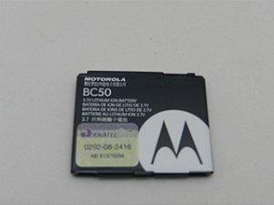 BATERIA MOTOROLA BC50 - Z3 / K1 / L2 / L6