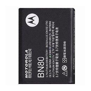 BATERIA MOTOROLA BN80 - XT806 / MT716 / MT720 / ME600