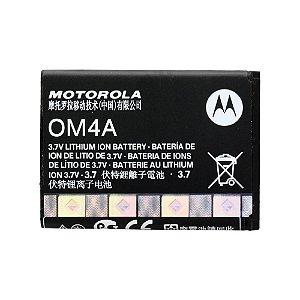 BATERIA MOTOROLA EX108 / WX18 / WX180 / WX290 - OM4A