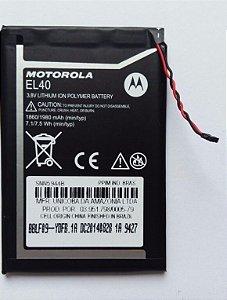 BATERIA MOTOROLA XT1022/XT1025 MOTO E - EL40