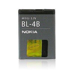 BATERIA NOKIA BL4B -  2760/6111/N76/Q5/Q8/Q9