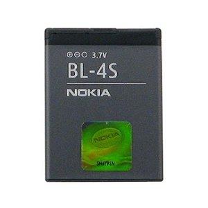 BATERIA NOKIA BL4S - 7020 7100s 7610 8800 C5000