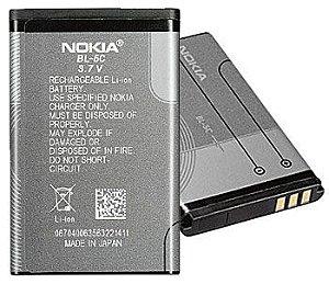BATERIA NOKIA BL5C - 1100/2610/5130/6030/C2-06