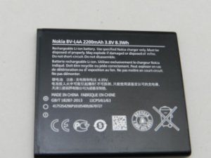 BATERIA NOKIA BVL4A / BV-L4A - RM-984 / RM-985 LUMIA 830 2200mhA 3.8V 8.3WH