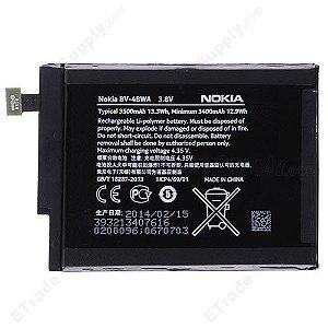 BATERIA NOKIA N1320 -  Lumia 1320 (  BV4BWA / BV-4BWA / 3.8V 3500mAh, 13,3Wh)