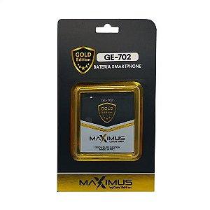 BATERIA SAMSUNG G355 - i8530 i8552 - GALAXY WIN DUOS / MAXIMUS - GOLD EDITION