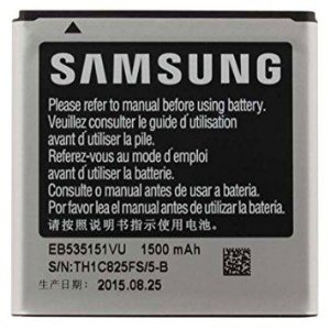 Bateria Samsung GALAXY S2 LEb535151vu LITE I9003 I9070