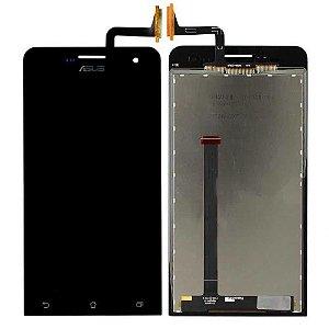DISPLAY LCD ASUS ZENFONE 5 A501 COMPLETO - PRETO (MODELO ANTIGO)