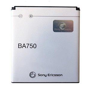 BATERIA SONY ERICSSON X12/LT15/LT18 - BA750