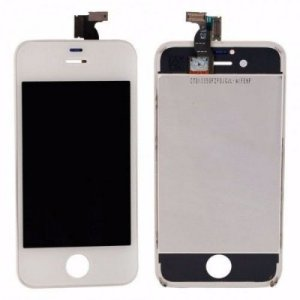 DISPLAY LCD iPHONE 4G BRANCO - A