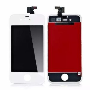 DISPLAY LCD iPHONE 4S BRANCO - AA