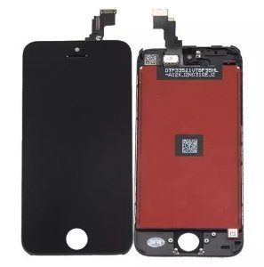 DISPLAY LCD iPHONE 5C PRETO - A