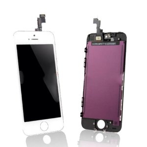 DISPLAY LCD iPHONE 5G BRANCO - A