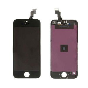 DISPLAY LCD iPHONE 5S PRETO - A