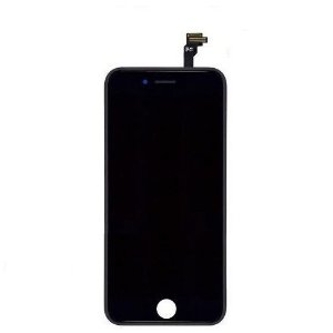 "DISPLAY LCD iPHONE 6G (4,7"") PRETO - 1º LINHA"