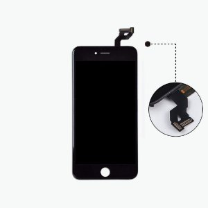 "DISPLAY LCD iPHONE 6S PLUS (5,5"") PRETO"