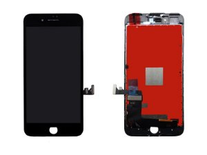 "DISPLAY LCD iPHONE 7G PLUS (5.5"") PRETO - 1º LINHA"