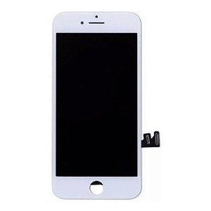 """DISPLAY LCD iPHONE 7G (4,7"""") BRANCO - 1º LINHA"""