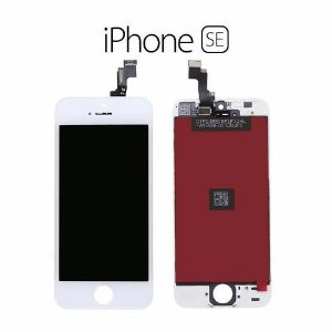 DISPLAY LCD iPHONE SE BRANCO - ( iPHONE 5SE )