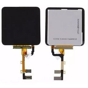 DISPLAY LCD iPOD NANO 6 COM TOUCH PRETO (6ª GERAÇÃO)