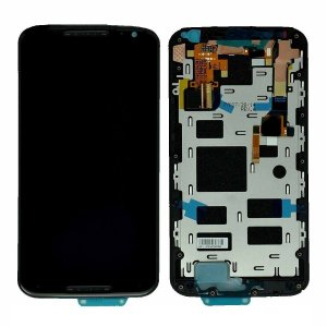 DISPLAY LCD MOTOROLA XT1097 MOTO X2 COMPLETO - PRETO
