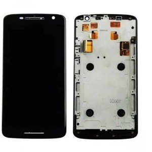 DISPLAY LCD MOTOROLA XT1562 / XT1563 MOTO X PLAY - PRETO