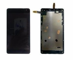 DISPLAY LCD NOKIA N535 - MICROSOFT LUMIA 535 COMPLETO - PRETO ( CT2S )