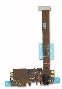 CONECTOR DE CARGA LG H955 COMPLETO (DOCK FLEX)