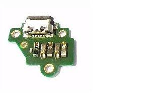CONECTOR DE CARGA MOTOROLA XT1544 MOTO G3 DOCK COMPLETO