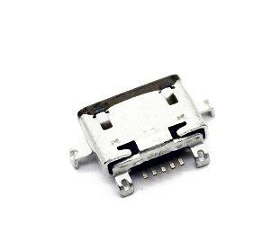 CONECTOR DE CARGA MOTOROLA XT1561/XT1562/XT1563 MOTO X PLAY / MOTOROLA XT1570 XT1572 XT1575 MOTO X3 PARA SOLDA NA PLACA