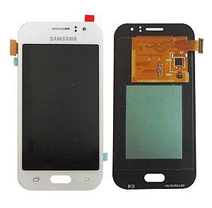 DISPLAY LCD SAMSUNG J110 GALAXY J1 ACE COMPLETO - BRANCO
