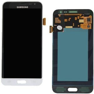 DISPLAY LCD SAMSUNG J3/J320 GALAXY J3 2016 COMPLETO - BRANCO