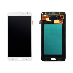DISPLAY LCD SAMSUNG J7/J700 GALAXY J7 COMPLETO - BRANCO