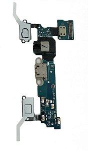 CONECTOR DE CARGA SAMSUNG A7 / A700 F COMPLETO DOCK (VERSÃO F)