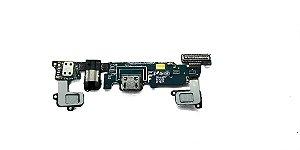 CONECTOR DE CARGA SAMSUNG A8/A800F DOCK COMPLETO