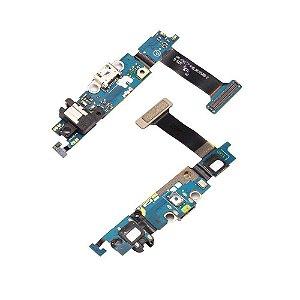 CONECTOR DE CARGA SAMSUNG G925 GALAXY S6 EDGE DOCK COMP. (P)