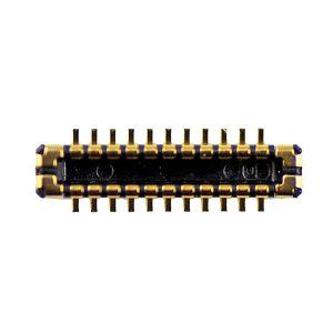 CONECTOR FPC DA PLACA ( DISPLAY ) iPHONE 5S / CONECTOR DA PLACA PARA LCD iPHONE 5S